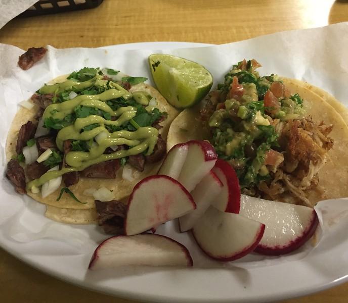 Street tacos, El Menudazo, Dave Millers Mexico