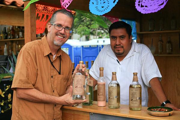 Mezcal El Rey Zapoteco, Dave Miller, Dave Millers Mexico