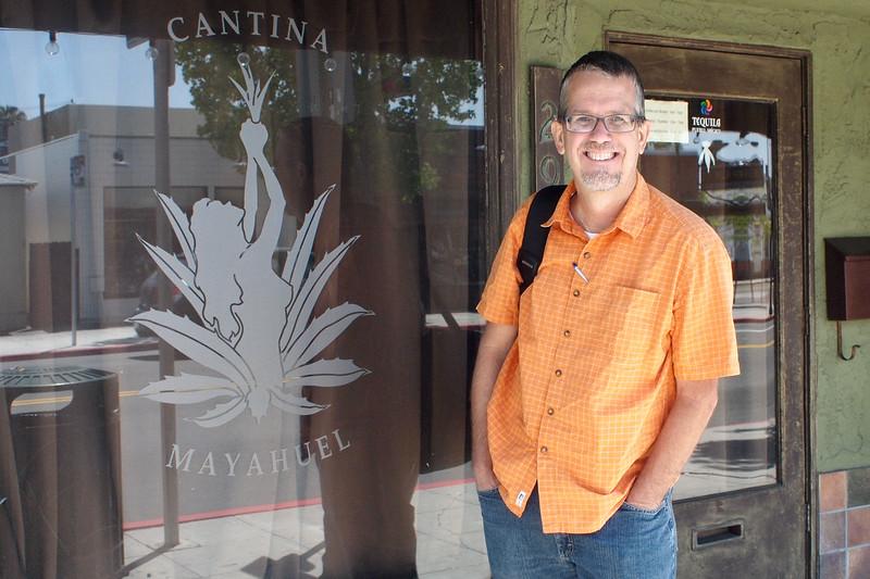Dave Miller visiting Cantina Mayahuel, 5 Mezcals to Experience