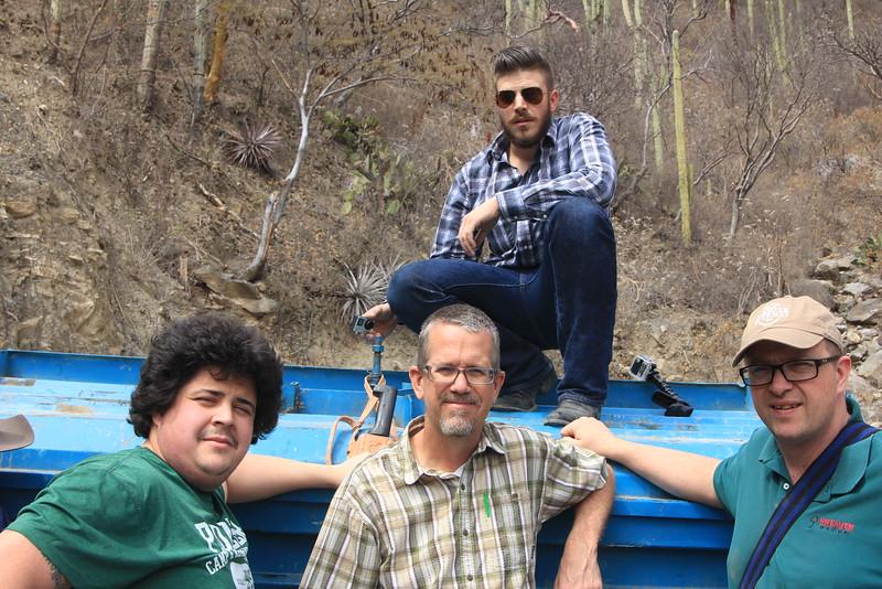 Dave Miller, Dave Millers Mexico, Oaxaca, Mezcal