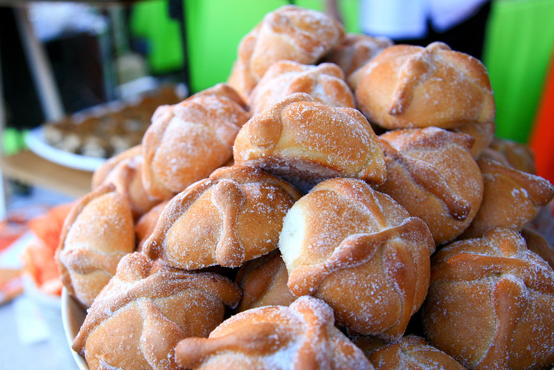 La Monarca, Pan Dulce, Taste of Mexico, Dave Millers Mexico
