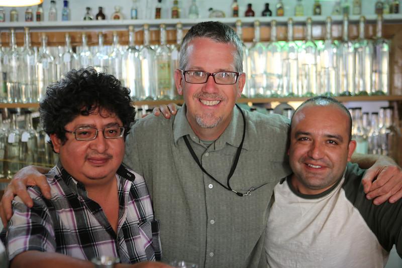 Ulises Torrentera, Dave Miller, Paco Garcia, In Situ