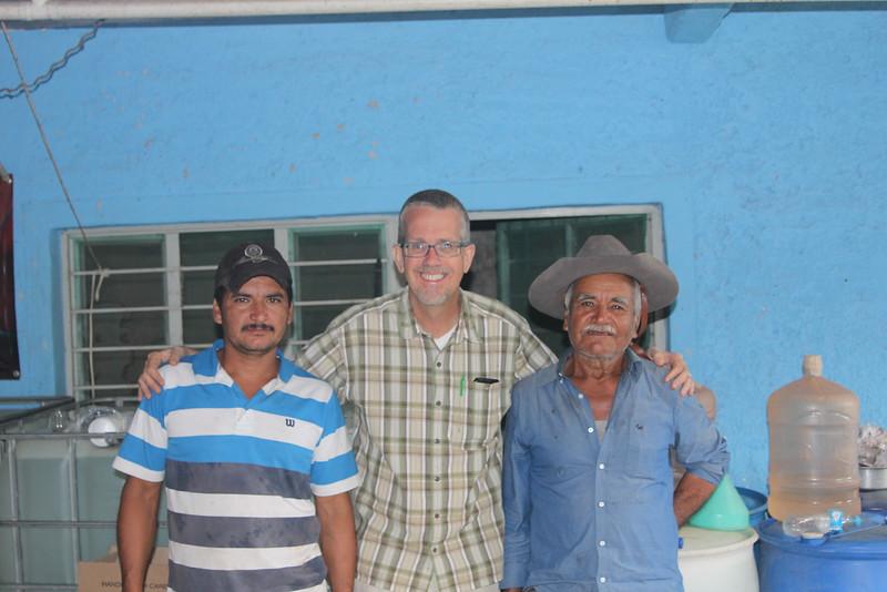 Dave Miller, Rey Campero, Romulo Sanchez, Ramiro Sanchez